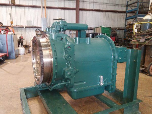 Copeland Rebuilt Allison Transmissions for Heavy Equipment Transporters, Copeland International, Houston