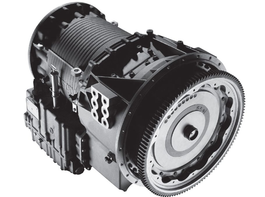 Allison Transmission Models Explained