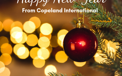 Happy New Year from Copeland!