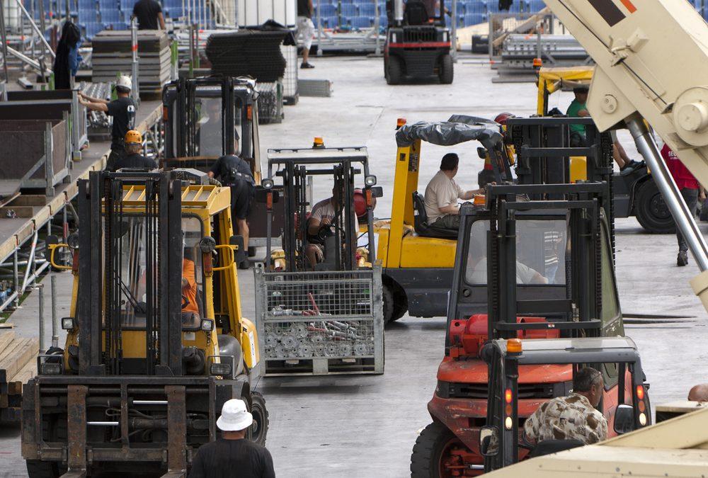 Material Handling Safety, Copeland International, Rebuilt Allison Transmissions