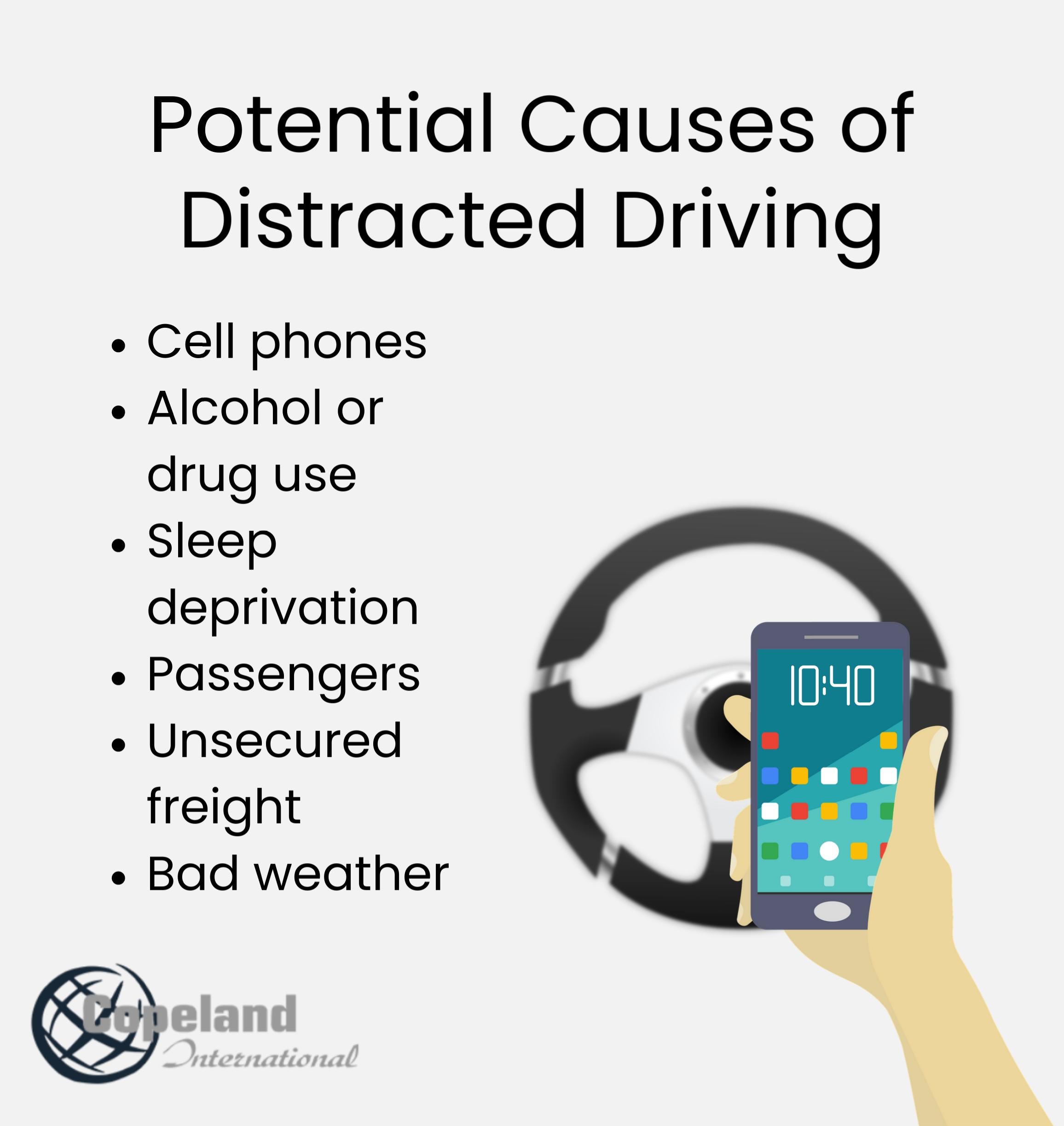 Safe Driving Tips for the Highway, Copeland International, Houston